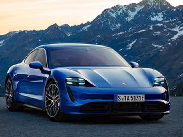 画像: ポルシェのEV、タイカンの車両価格が発表に。「4S」は約1450万円、トップグレードの「ターボS」は・・・