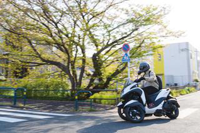画像: ヤマハ「トリシティ125」で1週間通勤してみて思った、2つのこと【YAMAHA TRICITY125 街乗りインプレ】