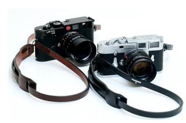 画像: イタリアの最高峰バケッタレザーを日本の職人が手作業で作り上げた、 レザーカメラストラップ「Miro」発売