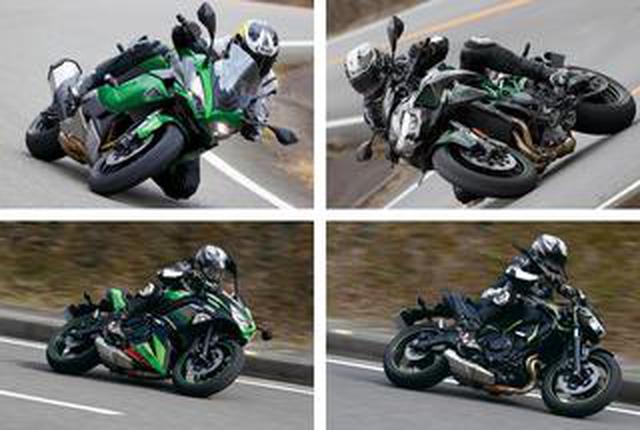 画像: 新型車めじろおし! カワサキの大型バイクを買うならいまがチャンス! その理由とは?