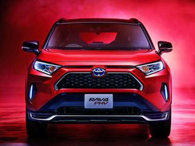 画像: トヨタ RAV4 PHVが発売に。プラグインハイブリッドが、さらなるファン to ドライブを追求する