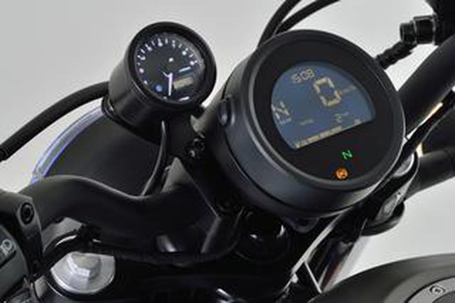 画像: レブル250にタコメーターをつけたい! 新型&旧型レブルに対応する専用タコメーターキットがデイトナから新発売