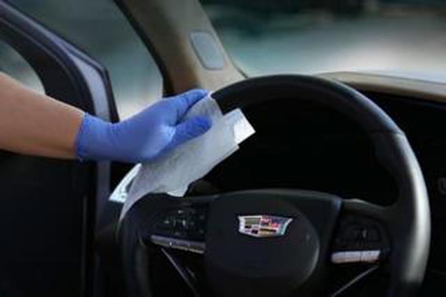 画像: GMジャパンが米環境保護庁認可の除菌剤を使った、車内を清潔に保つ新サービス「パーマセーフ」を開始