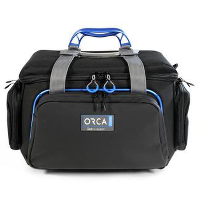 画像: ORCAカメラバッグ16アイテムを発売