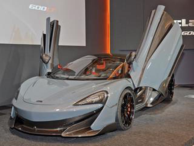 画像: 【スーパーカー年代記 110】マクラーレン600LTはサーキット最速のマクラーレンを目指した