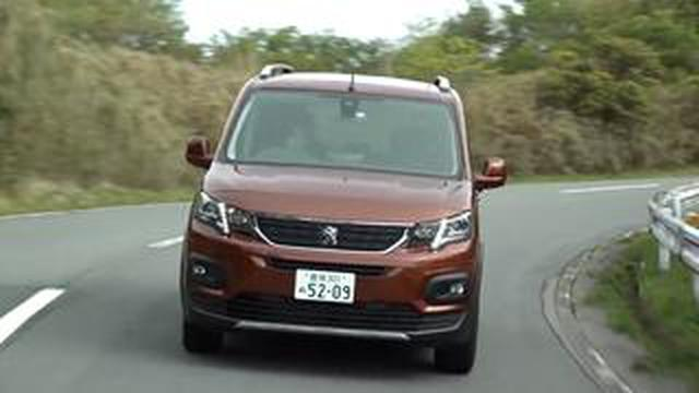 画像: 【試乗】プジョー リフターはワゴン、ミニバン、SUVの魅力を合体させた新コンセプトMPV