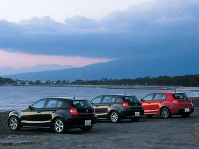 画像: 【ヒットの法則264】BMW1シリーズの「116i、118i、120i」に、果たしてヒエラルキーは存在するのか