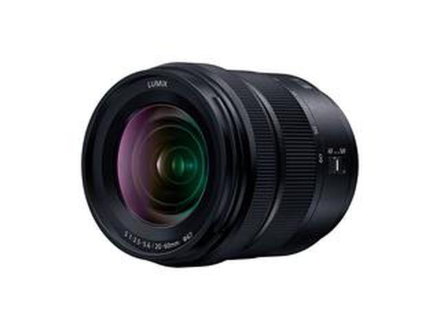 画像: パナソニック、フルサイズミラーレス Sシリーズ用交換レンズ 「S-R2060」(LUMIX S 20-60mm F3.5-5.6)、7月22日発売!