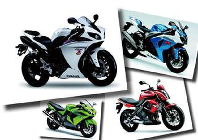 画像: よりコンパクトにモデルチェンジした「YZF-R1」や「GSX-R1000」が登場!【日本バイク100年史 Vol.103】(2008-2009年)<Webアルバム>