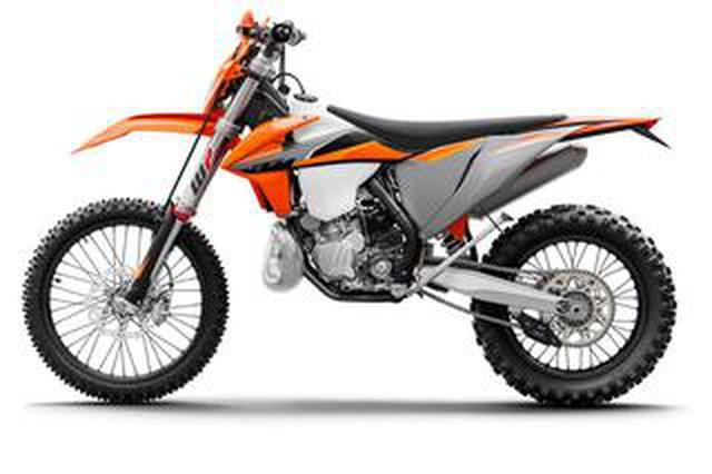 画像: KTMのEDレンジ、21モデルがアンベール。グレー×オレンジルックで一新