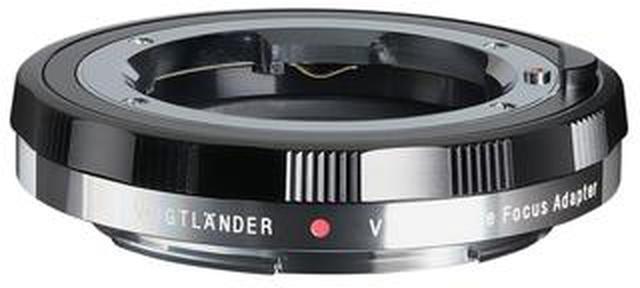 画像: ヘリコイドリング付きニコンZマウント用アダプター フォクトレンダーVM-Z Close Focus Adapterを発売