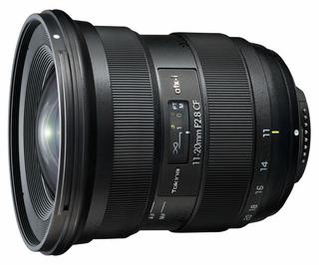 画像: トキナー「atx-i」シリーズのフラッグシップモデル atx-i 11-20mm F2.8 CF発売