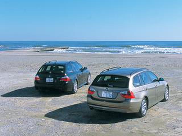 画像: 【ヒットの法則268】3シリーズと5シリーズのツーリングに試乗してわかった、BMWがワゴンと呼ばない理由