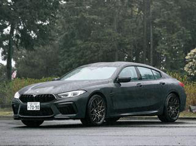 画像: 【Super Car File 04】BMW M8 グランクーペはコンペティションとエレガンスが両立することを実証