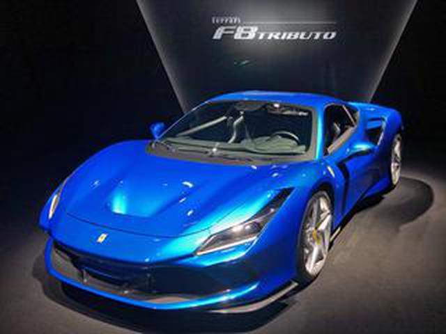 画像: 【スーパーカー年代記 118】フェラーリ F8トリブートは、歴代のV8ミッドシップ フェラーリのオマージュ