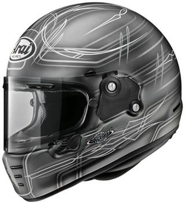 画像: アライヘルメット「ラパイド・ネオ」2020デザイナーズシリーズ第3弾! いろいろなバイクに似合いそうな〈ビスタ〉が登場