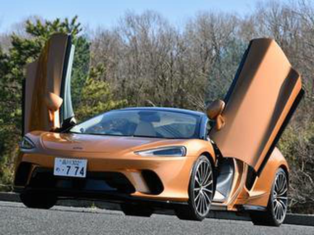 画像: 【スーパーカー年代記 120】マクラーレン GTは快適な高速ロングツーリングを約束してくれるスーパー グランドツアラー