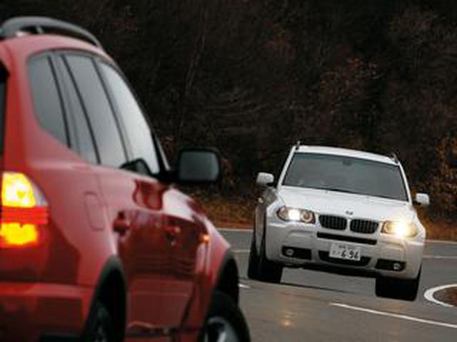 """画像: 【ヒットの法則275】初代BMW X3はマイチェンで走りがスマートになり""""駆けぬける歓び""""を満喫"""