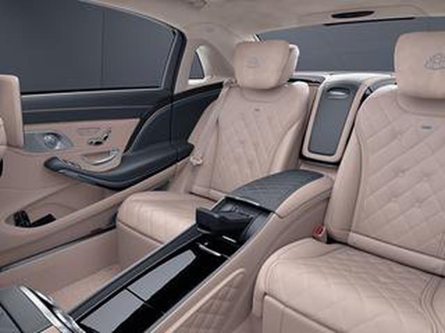 画像: メルセデス・マイバッハSクラスに超豪華装備を詰め込んだ限定車、「グランドエディション」が登場