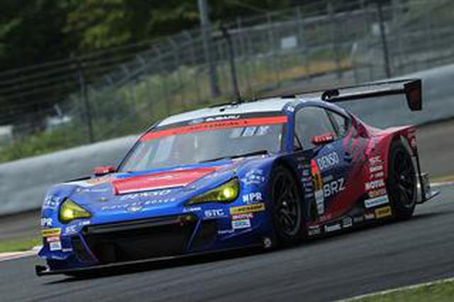 画像: スーパーGT公式テスト GT300クラスはSUBARU BRZ R&D SPORTが2日目に最速タイム