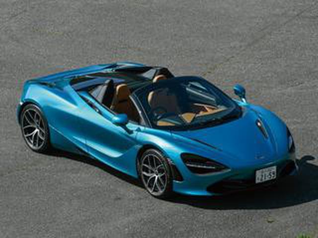 画像: 【Super Car File 14】マクラーレン 720S クーペ/スパイダーは最新ラインアップの主力モデル