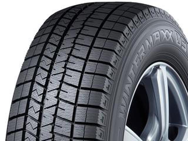 画像: アイスバーンに効く新技術採用の新型スタッドレスタイヤ、ダンロップ「WINTER MAXX 03」発表
