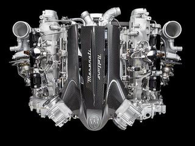 画像: マセラティが100パーセント自社製の新エンジン「ネットゥーノ」を発表