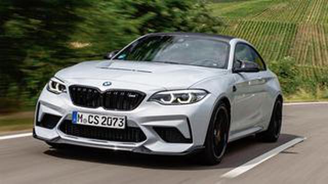 画像: 【海外試乗】BMW M2 CSは超ホットな走りを提供するサーキット志向のスポーツモデル