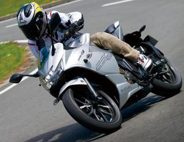 画像: スズキ「ジクサーSF250」油冷エンジンを搭載した新型250ccスポーツバイクの実力を徹底検証!【試乗インプレ・車両解説】(2020年)