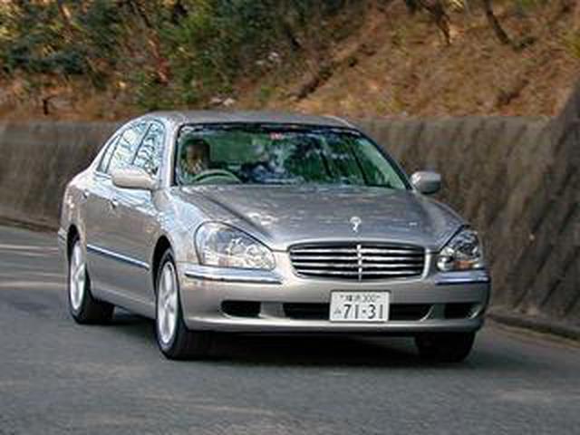 画像: 【懐かしの国産車05】4代目にフルチェンジした日産シーマは「シーマ現象」の再来を目指した