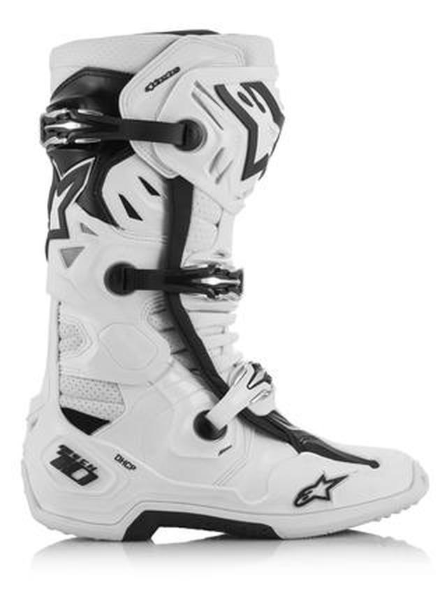 画像: ブーツを蒸れから解き放て。テック10が超涼しげな仕様になりました