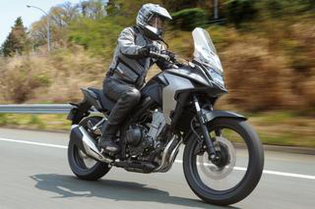画像: ホンダ「400X」普通二輪免許で乗れるアドベンチャー・ツアラーの魅力を簡単解説!