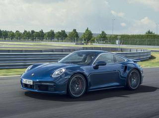 画像: 新型ポルシェ911ターボ、911ターボカブリオレ登場。高性能スポーツカーの新たなベンチマークに