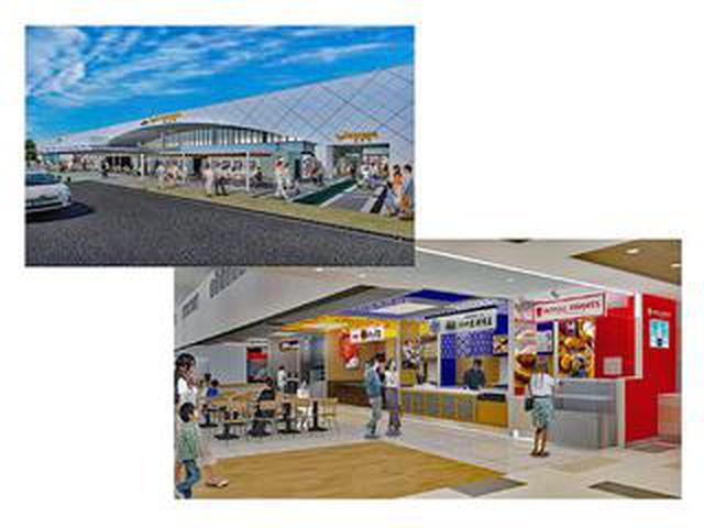 画像: 東名高速 海老名SAが2020年7月22日に「EXPASA海老名」としてグランドオープン!