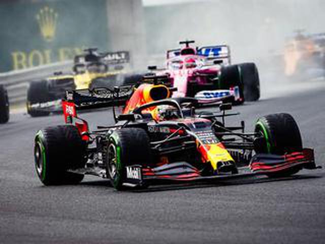 画像: ハンガリーGP、フェルスタッペンが最悪の状態から2位、このレースをホンダ勢はどう振り返るのか!?【モータースポーツ】