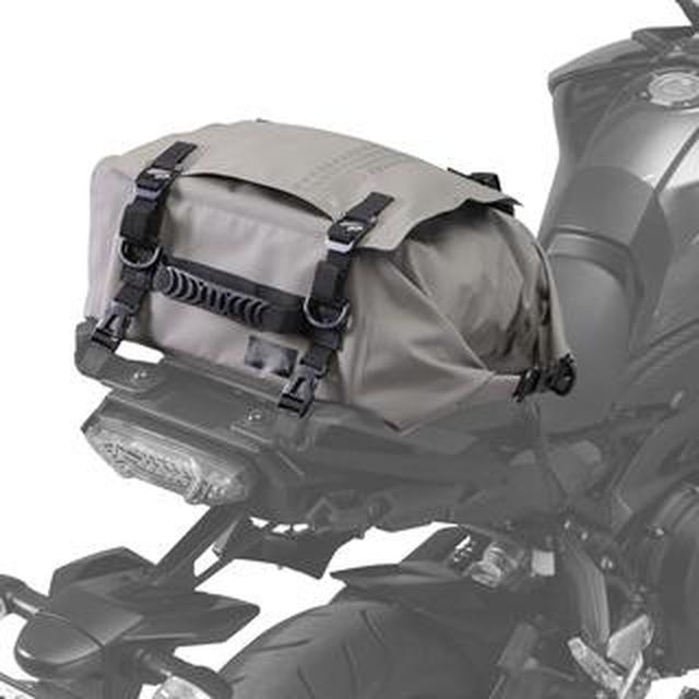 画像: 日帰りツーリングにちょうどいい防水シートバッグがドッペルギャンガーから登場!
