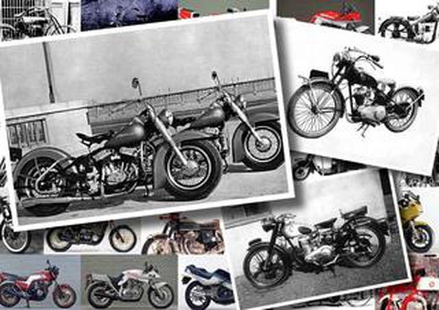 画像: 陸王モーターサイクル「750RQ」ハーレーダビッドソンの製造ライセンスを買って作られたサイドバルブV型2気筒【日本バイク100年史 Vol.002】(1909-1955年)<Webアルバム>