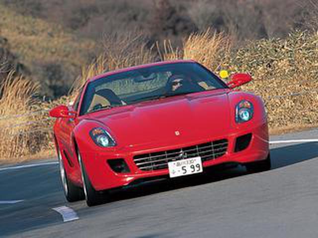 画像: 【ヒットの法則305】フェラーリ599はマネッティーノで完全制御されたスーパーマシンだった