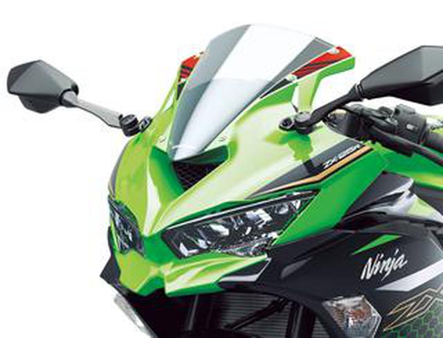 画像: カワサキ「Ninja ZX-25R」各部装備を解説! 250cc4気筒スーパースポーツのディテールをチェック!