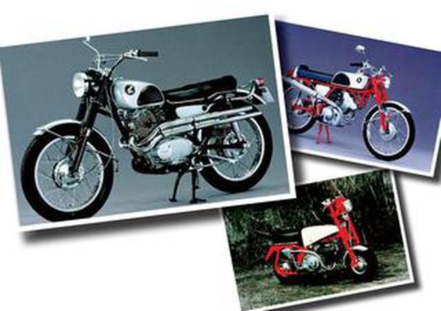 """画像: ホンダの夢が詰まった""""ドリームCL72""""が登場した時代【日本バイク100年史 Vol.005-1】(1957-1965年)<Webアルバム>"""