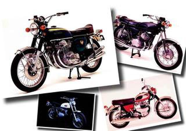 画像: CBナナハン! マッハ! Wも登場! 日本のオートバイが世界のトップブランドになった時代【日本バイク100年史 Vol.006】(1966-1971年)<Webアルバム>