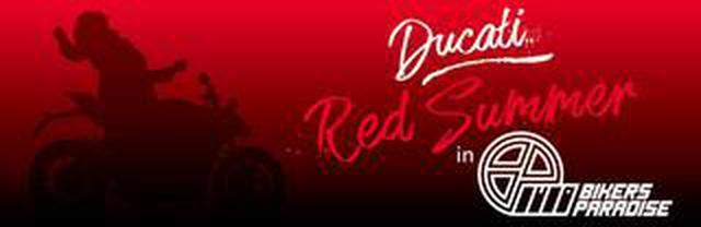 画像: 南箱根をドゥカティ レッド 一色に「Ducati Red Summer」開催