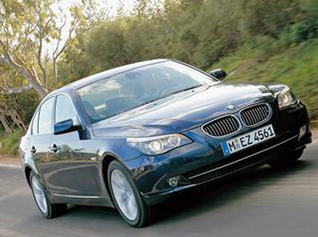 画像: 【ヒットの法則312】BMW530iは効率的なエネルギーマネジメントを追求したモデルだった