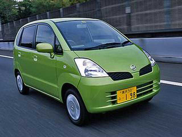 画像: 【懐かしの国産車 29】日産 モコは新型マーチに続くヒット商品になりそうな予感があった