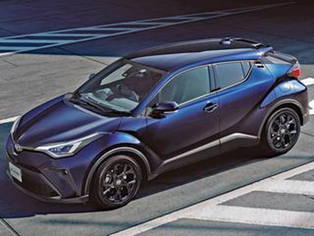 画像: トヨタがC-HRを一部改良。安全装備を充実化して特別仕様車も設定