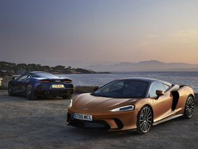 画像: マクラーレンGTが装備内容を変更、わずかな車両価格のアップで魅力は大幅に向上