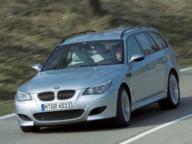 画像: 【ヒットの法則317】BMW M5 ツーリングはインテリジェントなスーパーワゴン