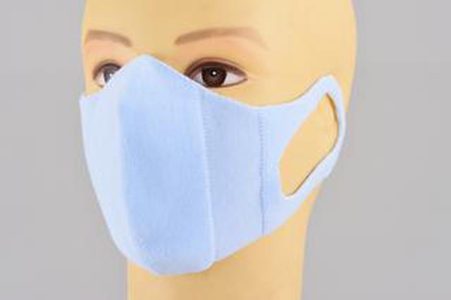 画像: デイトナが涼しいマスクを発売! COOLMAX素材を採用した洗濯して繰り返し使えるヘンリービギンズ「シームレスマスク」