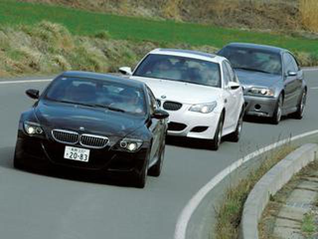 画像: 【ヒットの法則321】BMW M5、M6、M3 CSLの細部をチェックしてMモデルの凄さがわかった