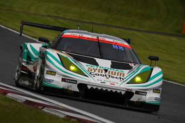 画像: ロータス・エヴォーラがチーム10年ぶりの勝利!【スーパーGT Rd02富士SW GT300クラス】